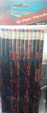 Spiderman Pencils - 12 pack