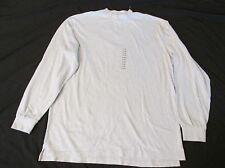 New Men's Cambridge Classics Beige Turtleneck Long Sleeve Shirt Big & Tall XLT