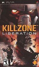Killzone: Liberation (Sony PSP, 2006) - European Version