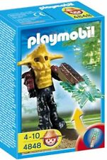 Playmobil Tempelwächter mit grüner Leuchtwaffe 4848 Neu OVP Ritter Leuchtschwert