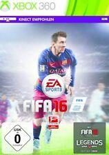 Xbox 360 Fifa 16 Fussball Neuwertig