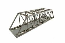 More details for wws single track hi-detail grey mdf girder bridge 450mm – oo/ho model railway