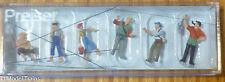 Preiser HO #10077 Recreation & Sports -- Men Fishing