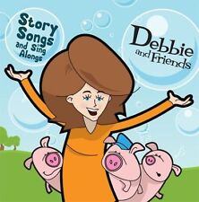 Story Songs and Sing Alongs [Digipak] * by Debbie and Friends (CD) WORLDWIDE SHI