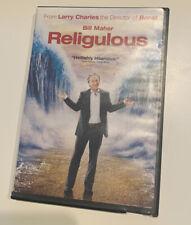 RELIGULOUS -BILL MAHER- DVD