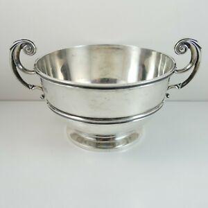 Antique Silver Victorian Bowl Full Hallmark 1898 Charles Stuart Harris 346G