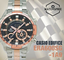 Casio Edifice Analog-Digital Watch ERA600SG-1A9