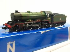 Dapol N 2S-020-002 Schlepptenderlok BR17 61664 Liverpool BR Early Cr OVP (TR489)