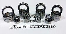 Axial Yeti Xl bearing kit Rubber sealed rebuild kit Jims Bearings