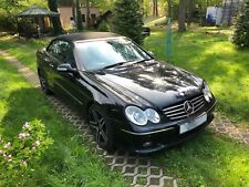 Mercedes Benz CLK 320 Cabrio mit absolute Vollausstattung AMG Paket