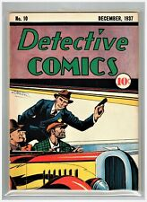 Detective Comics 10 Appears Vf Scarce 1937 Dc Anthology