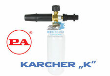 """PA"" P.A. Italy Pressure Washer Snow Foam Lance for Karcher K2 K3 K4 K5 K6 K7"