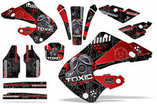 Honda CR125 1998-1999 CR250 1997-1999 Graphic Kit Dirt Bike Wrap MX Decals TX R