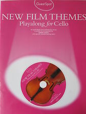 GUEST SPOT New Film Themes 10 Great Themes from Movies for Cello with CD