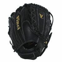 Vinci Pro 22 Series RCV1250-22 Black All Leather Fast Pitch Glove 12.5 inch