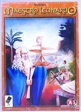 ABACUS SPIELE Maestro Leonardo Brettspiel, Mystik der Renaissance, für 2-5 Pers.
