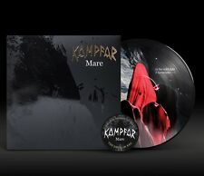 """Kampfar - Mare (lim. 500), Gatefold Picture 12"""" LP + Patch, NEW sealed, OVP"""