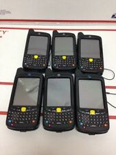 Lot 6 Symbol Motorola Mc5574 / Mc659B Wireless Barcode Pda