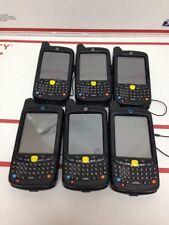 LOT 6 Symbol Motorola MC5574 / MC659B   Wireless Barcode PDA