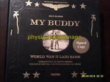 SIGNED My Buddy Michael Stokes nude vets Navy Marine WW2 military men bare butt