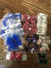 Tap Shoe Bow Assorted Lot