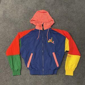 Nike Men's Air Jordan Jumpman Classics Jacket CV7418-891 Blue Size S