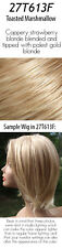 POSH Wig by JON RENAU **ANY COLOR!!** Double Monofilament Top, Swiss Lace, NEW