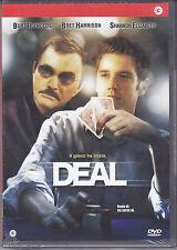 Dvd **DEAL ♣ IL GIOCO HA INIZIO** con Burt Reynolds nuovo 2008