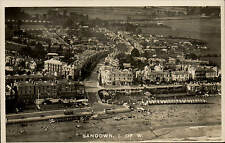 Sandown, Isle of Wight. Aerial View # 185 by Airco.