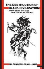 The Destruction of Black Civilization PDF/EBook EMAILED