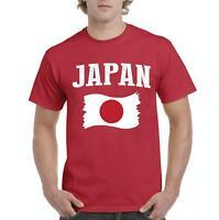 Japan  Men Shirts T-Shirt Tee