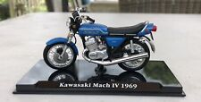 Model Kawasaki 750 Mach IV Motorcycle 1969 - Diecast/plastic