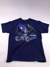 New listing Large - Vtg 1993 Harley Davidson Wolf Survivor Single Stitch 90s T-Shirt Usa