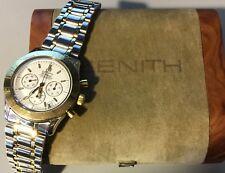 Zenith El Primero Cronografo Acciaio e Oro 18KT modello Rolex Daytona