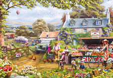 Gibsons Pick Your Own Jigsaw 500-Piece Puzzle