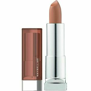 Maybelline Color Sensational Nudes Lipstick 725 Tantalizing Taupe - Full Sized