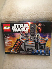 LEGO Star Wars Carbon-Freezing Chamber Fett Solo Carbonite 75137 Star Wars New