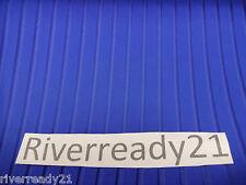 "Hydro-Turf Roll Sheet Royal Blue cut grooved 40""X62"" Sea-Doo Jet-Ski sup pwc RTS"