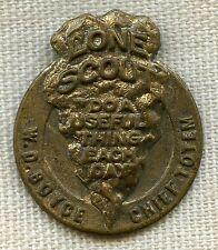 1916 - 1921 Lone Scout Membership Pin