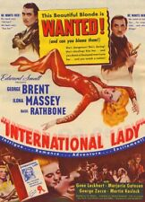 International Lady 1941 U.S. Herald