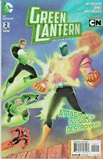 GREEN LANTERN THE ANIMATED SERIES #2  KILOWOG   CARTOON NETWORK  DC  2012 NICE!!