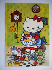 "CPSM ""Hello Kitty cuisine"""