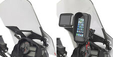 GIVI FB3114 SUZUKI DL1000 V-Strom 2017 BRACKET to fit S902A SAT NAV PHONE HOLDER