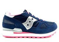 Scarpe da donna Saucony Shadow 163867 sneakers casual sportive comode stringate