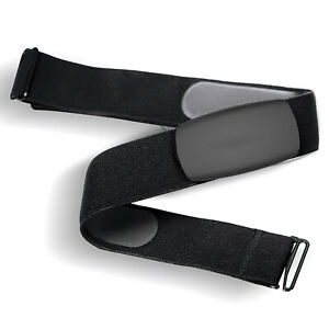 Heart Rate Sensor with Chest Strap Part for Garmin/Bryton GPS Cycling Computer
