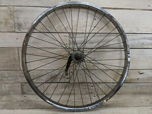 1970s 26X1.50 Chrome Steel Bendix Red Band coaster Brake Schwinn Cruiser