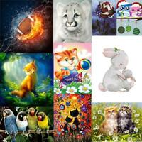DIY 5D Diamond Painting Embroidery Cross Crafts Stitch Kit Wall Art Decor Gifts.