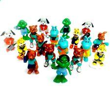 100pc 4cm 18 design figure Party Favor Pinata Toys souvenirs giveaway gadget