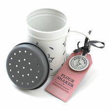 Flour Shaker Cake Baking Sugar Sifter Mary Berry Chocolate Kitchen Sprinkler