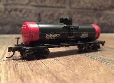 Bachmann N Scale Owenwood Motor Oil Tank Car
